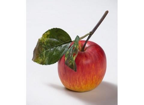 Яблоко на веточке 7,5см