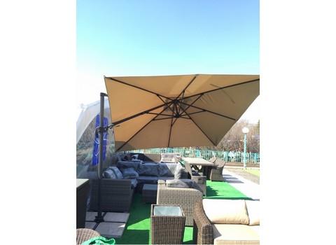 Зонт Палладио 300х300см
